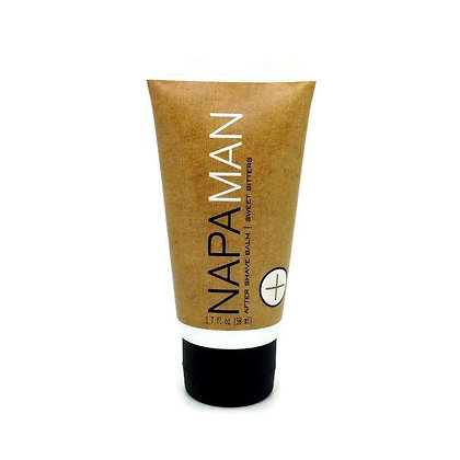 Napa Man After Shave Balm- Sweet Bitters