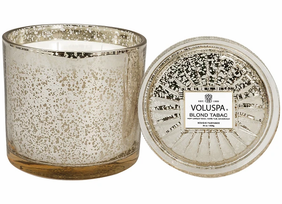 Blond Tabac 3 Wick Grande Maison Candle