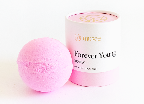 Forever Young Boxed Bath Balm