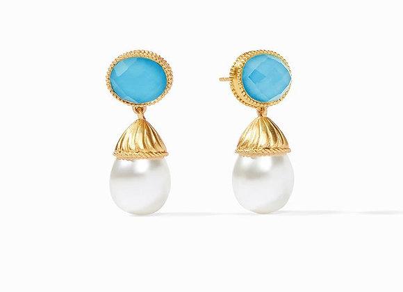 Olympia Pearl Earrings