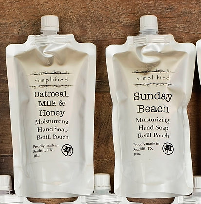 Hand Soap Refill- All Fragrances