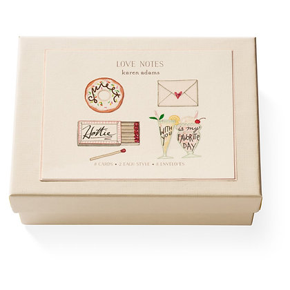 Love Notes Boxed Note Cards