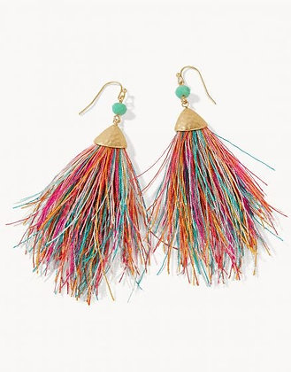 Tropical Mariana Fringe Earrings