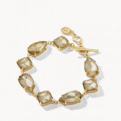 Mermaid Glass Toggle Bracelet