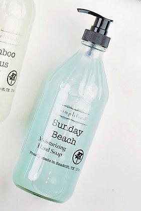Sunday Beach Hand Soap