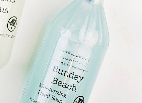 Sunday Beach Hand Soap