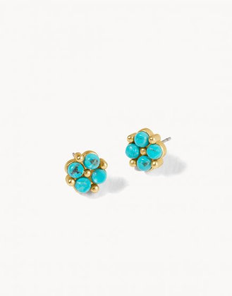 Naia Clover Stud Earrings