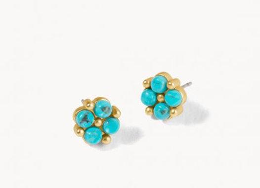 Naia Clover Stud Earrings