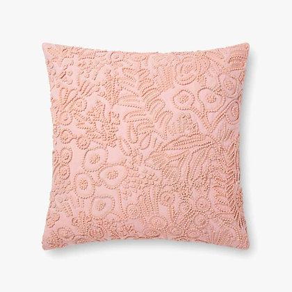 Rose Textured Pillow