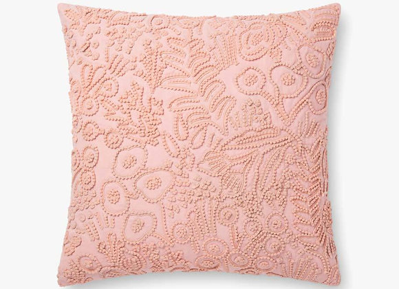 Rose Textured Pillow