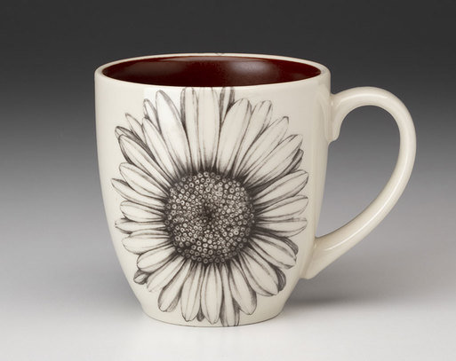 Daisy Mug By Laura Zindel
