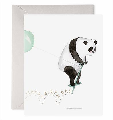 Pogo Panda Card
