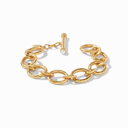 Catalina Gold Small Link Bracelet