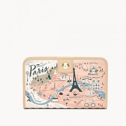 Paris Snap Wallet