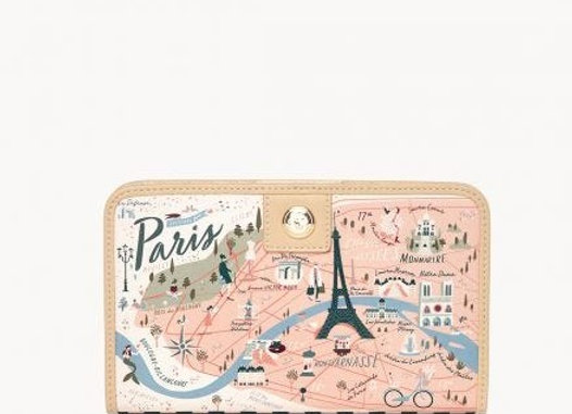 Paris Snap Wallet