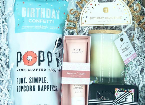 Whoopie! It's My Birthday