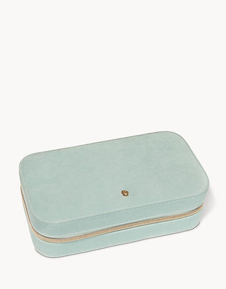 Velvet Jewelry Travel Case
