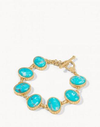 Naia Oval Toggle Bracelet