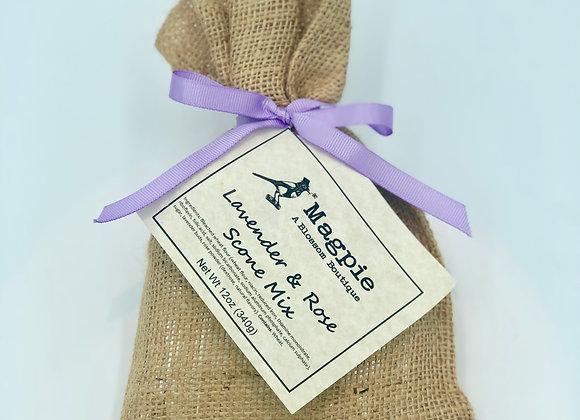 Lavender & Rose Scone Mix