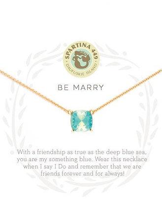 Sea La Vie Sea Glass Necklace- Be Marry