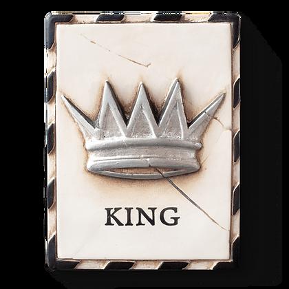 King (Silver)- T22