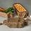Thumbnail: Small Driftwood Tray Candle