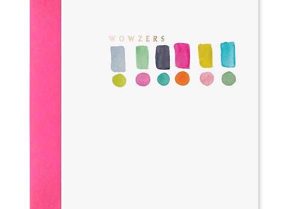 Wowzers Card