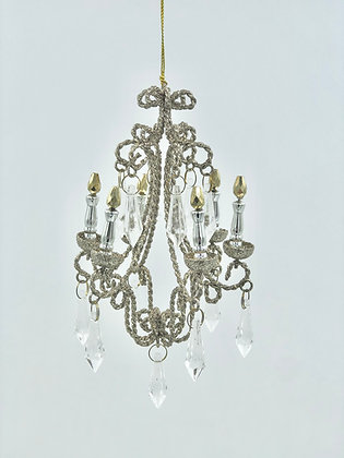 Chandelier Ornament Champagne