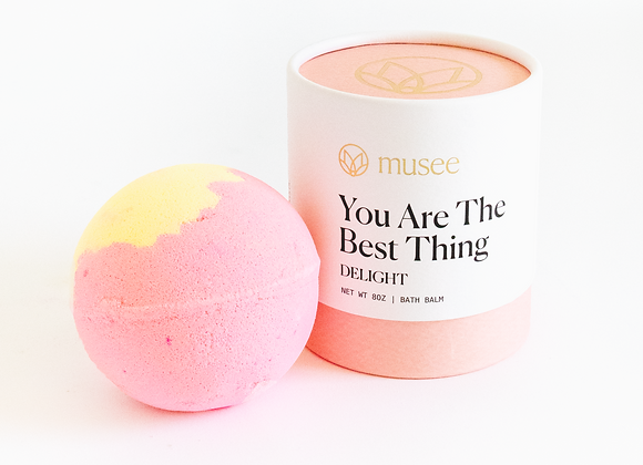 You Are The Best Thing Boxed Bath Balm