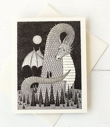 Dragon Hearts Card