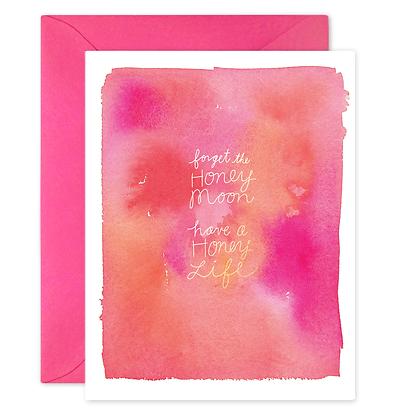 Honey Life Card