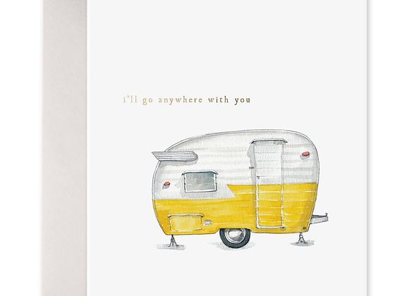 Camper Love Card