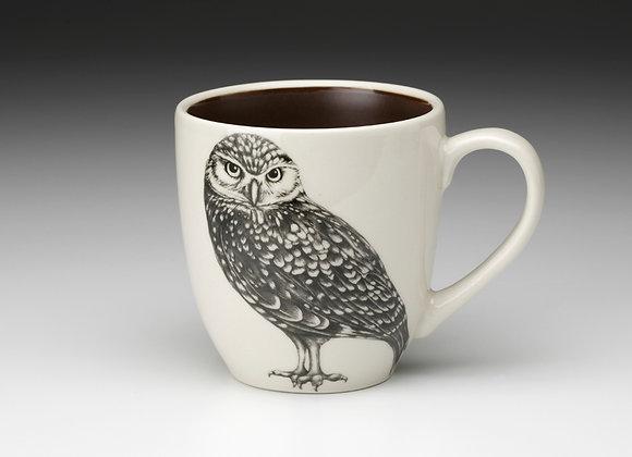 Burrowing Owl Mug by Laura Zindel