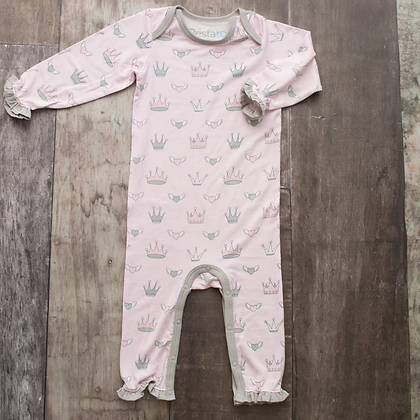 Princess Crowns Coverall
