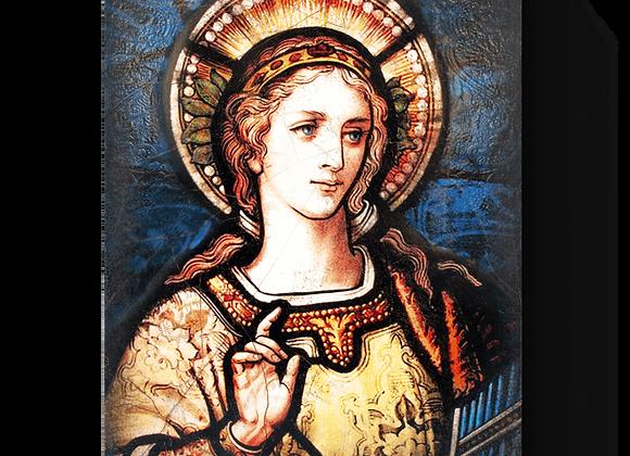Saint Cecilia- T495- Retired