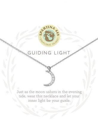 Sea La Vie Necklace Silver- Guiding Light