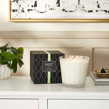 Bamboo Luxury 4-Wick Candle
