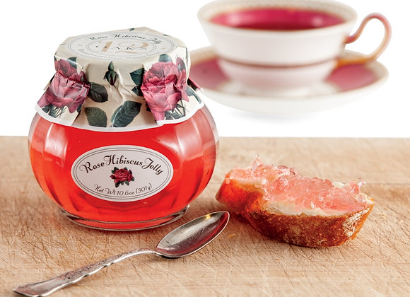 Rose Hibiscus Jelly