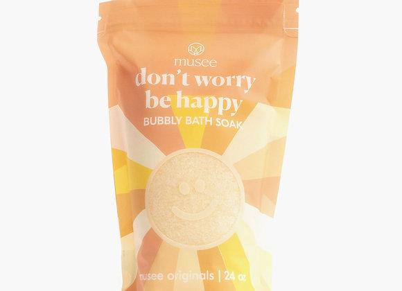 Don't Worry Be Happy Bath Soak