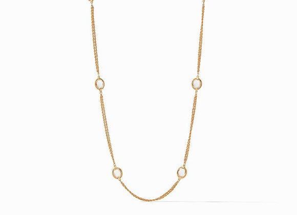 Crystal Clear- Calypso Station Necklace