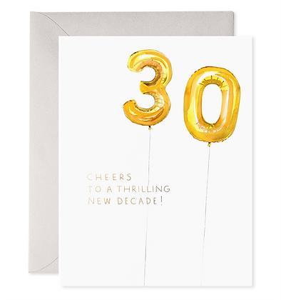 Helium 30 Card