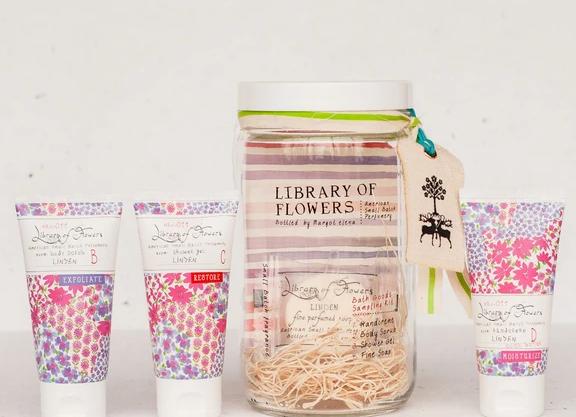 Linden Bath Goods Sampling Kit