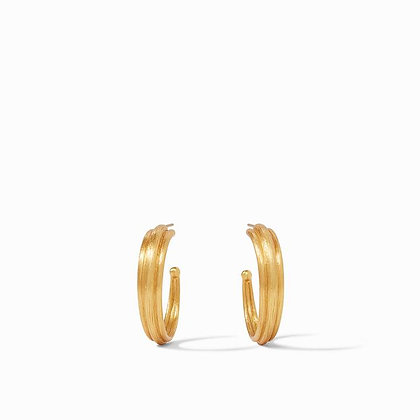 Barcelona Hoop Earrings