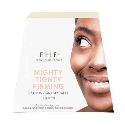 Mighty Tighty® Firming 3-step Instant Spa Facial