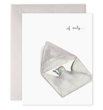 Envelope Trip Card