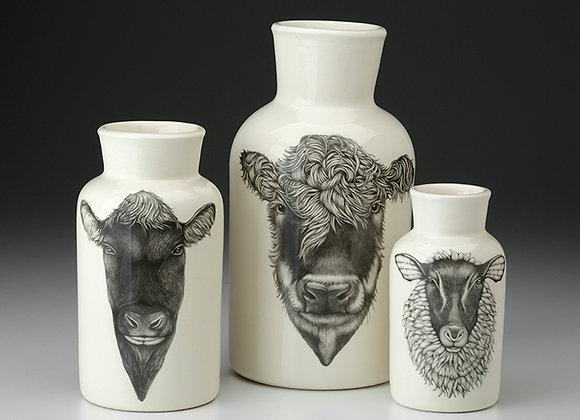Set of 3 Jars- Farmyard