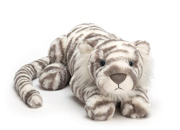 Really Big Sacha Snow Tiger