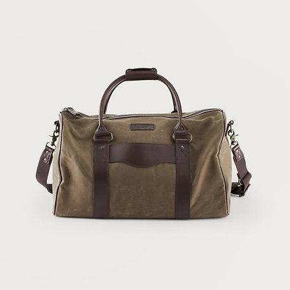 Waxed Canvas Medium Field Duffle Bag