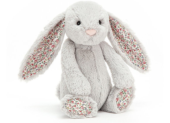 Silver Blossom Bunny
