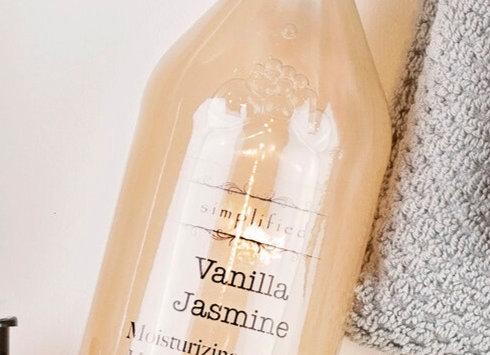 Vanilla Jasmine Hand Soap